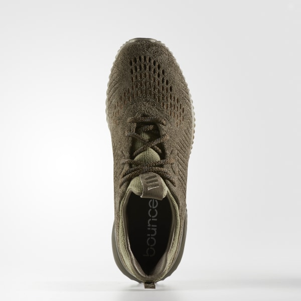 3fef2c7797137 alphabounce Leather Shoes Branch   Trace Cargo   Core Black CG4787