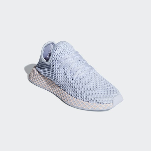 6c10c8d0a Deerupt Shoes Aero Blue   Aero Blue   Clear Orange B37878