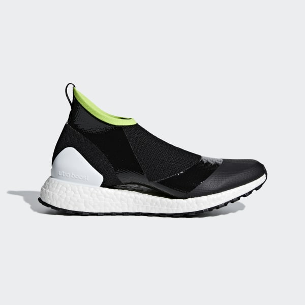 f30c0ef16c209 Ultraboost X All Terrain Shoes Core Black   Cloud White   Solar Slime AC7567