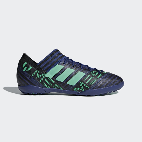 Nemeziz Messi Tango 17.3 Turf Shoes Unity Ink   Hi-Res Green   Core Black 921364c593a57