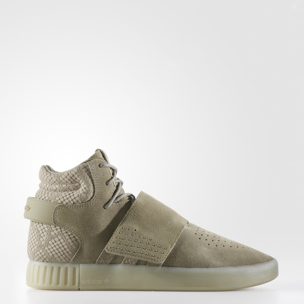 reputable site 5d651 cbb14 Tenis Tubular Invader Strap TRACE CARGO TRACE CARGO SESAME BB8391