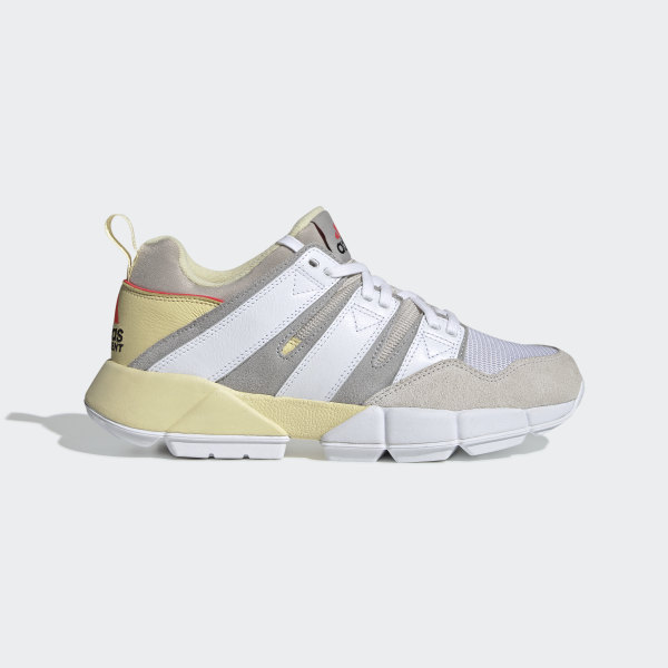reputable site 1ee06 bfd0e Scarpe EQT Cushion 2.0 Easy Yellow   Ftwr White   Grey Two DB2718