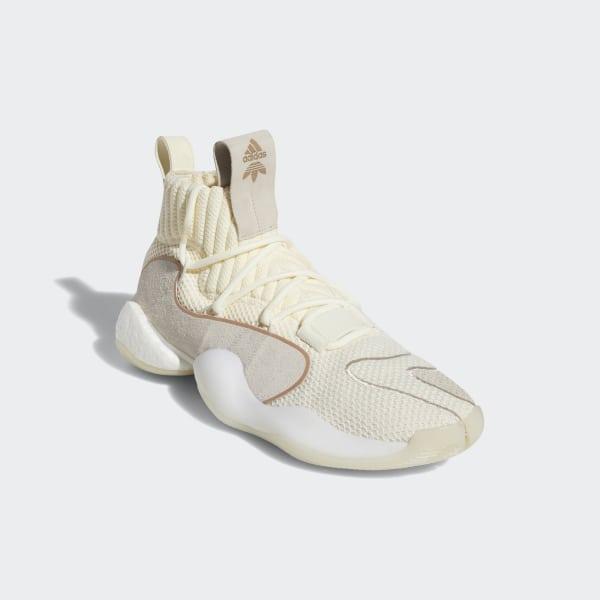 ceabeee5c Crazy BYW X Shoes Cream White   Raw White   Raw Amber DB2742