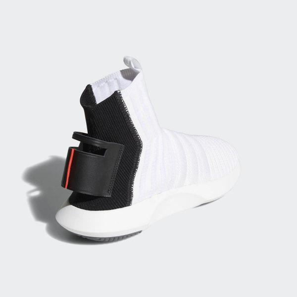 d9d9e234f5dc Crazy 1 Sock ADV Primeknit Shoes Ftwr White Core Black Hi-Res Red