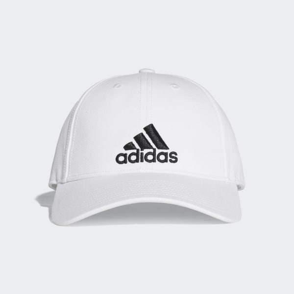 adidas Classic Six-Panel Cap - White  e84db9f2577