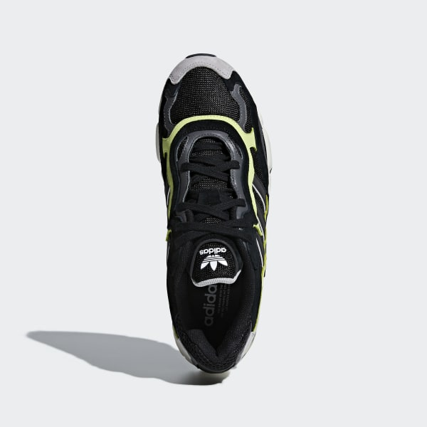 a352801afc4f1 Temper Run Shoes Core Black   Core Black   Glow F97209