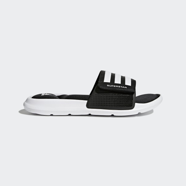 170bfd591156 adidas Superstar 5G Slides - Black
