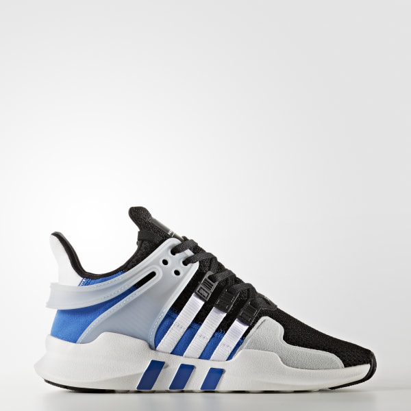 innovative design 8a107 913e8 ... EQT Support ADV Shoes Core Black Cloud White Blue BY9867 top design  e58ca 1b6de ...