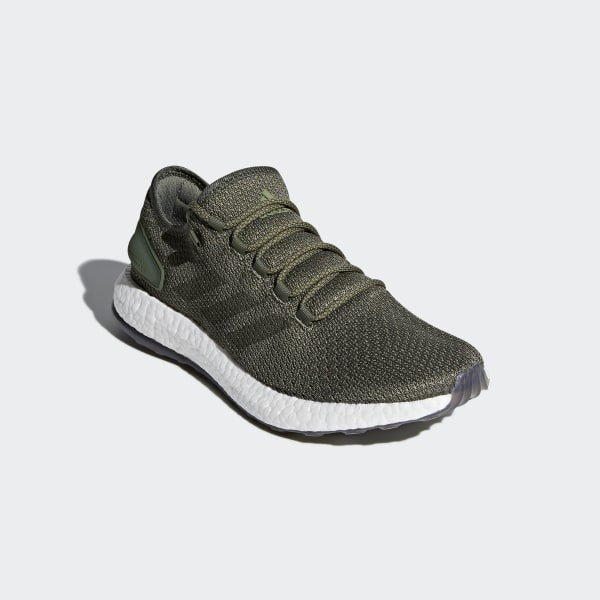 8ca3d46396b Pureboost Clima Shoes Base Green Night Cargo Trace Cargo BY8896