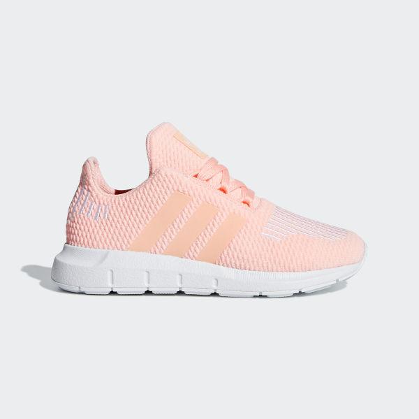 16f9c05fdf4ee Swift Run Shoes Clear Orange   Weiss-Schwarz   Cloud White CG6922