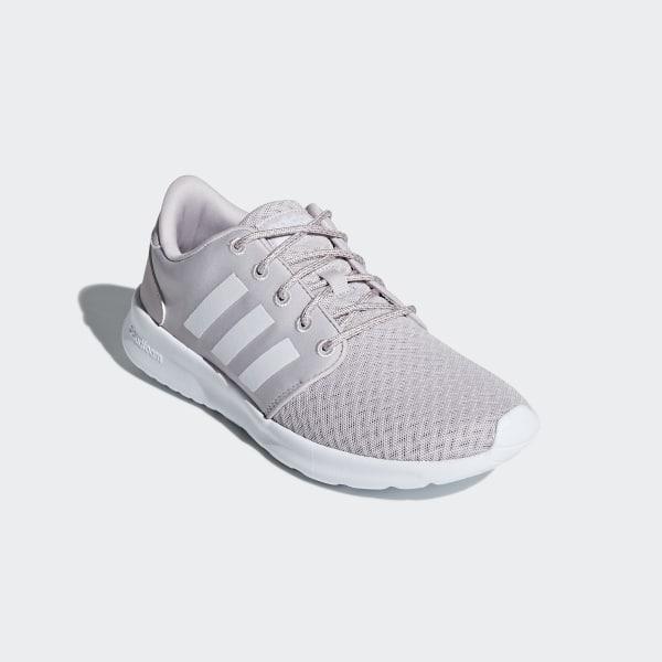 8e1a737dada0 Cloudfoam QT Racer Shoes Ice Purple   Cloud White   Light Granite B43758