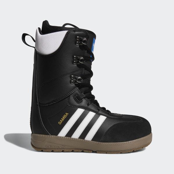 08c3f52651e Samba ADV Boots Core Black   Cloud White   Cloud White AC8361