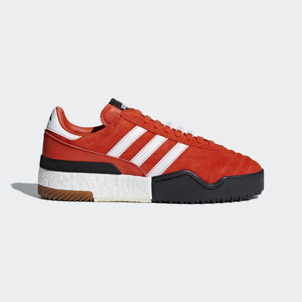 865ded6906de adidas Originals by Alexander Wang Soccer Shoes Bold Orange Ftwr White Core  Black B43593