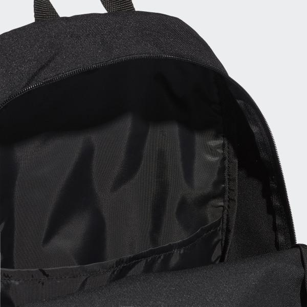 0107867eb92 Classic Badge of Sport Backpack Black   Black   White DT2628