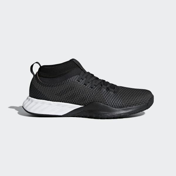 new product f4312 909ac Crazytrain Pro 3 Shoes BlackCarbonCore BlackHi-Res Orange CG3472