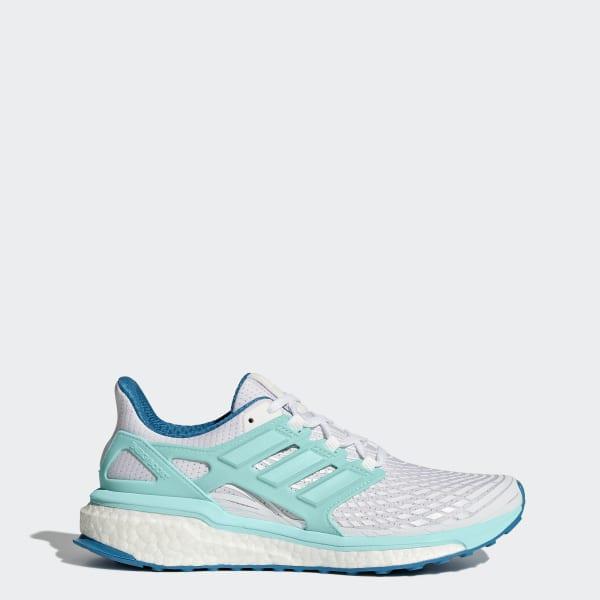 finest selection 9b307 4af88 Energy Boost Shoes Ftwr White  Energy Aqua  Mystery Petrol BB3458