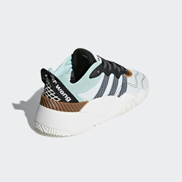 reputable site 3d965 6ca89 Adidas x Alexander Wang. adidas Originals by AW Turnout Trainer Shoes -  Turquoise  adidas US