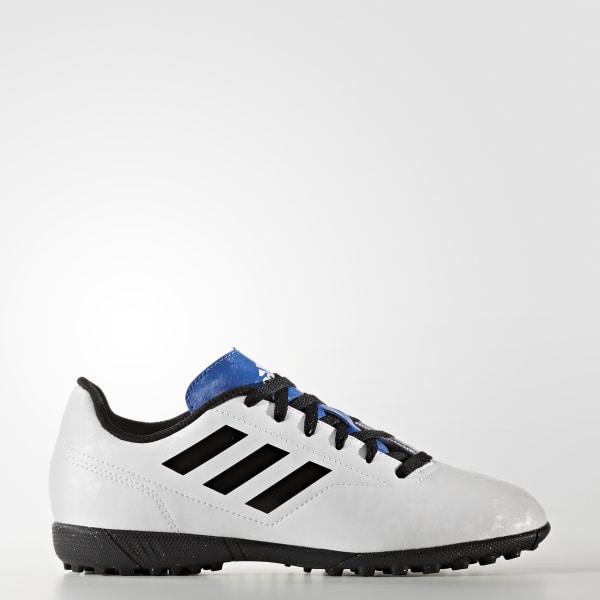 Zapatillas de fútbol para césped artificial Conquisto II FTWR WHITE CORE  BLACK BLUE BB0565 1153e2154f962