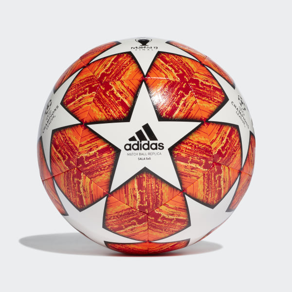 eba2d30d48eb0 Bola UCL Finale Madrid 5x5 Sala Active Red   Scarlet   White DN8680