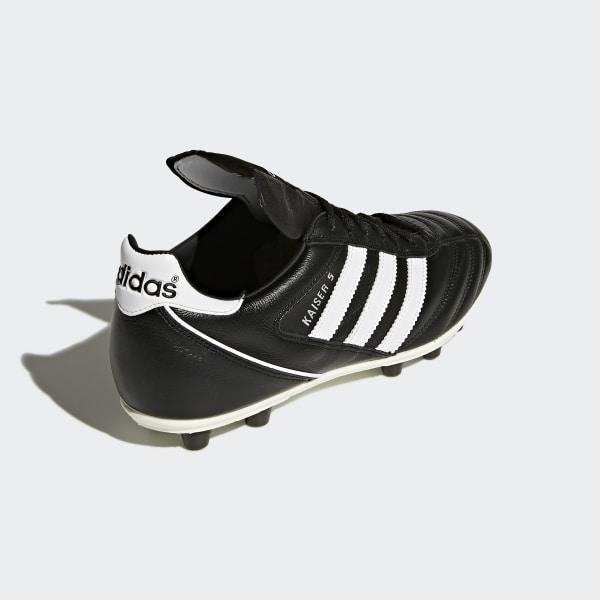 262bb58bf93b7 Scarpe da calcio Kaiser 5 Liga Black Footwear White Red 033201