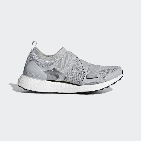 65c7ef8e0 Ultraboost X Shoes Stone   Mid Grey   Core Black AC7551