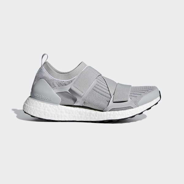 Ultraboost X Shoes Stone   Mid Grey   Core Black AC7551 03a73b9c83f