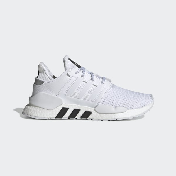 the best attitude 73781 ad1ad Chaussure EQT Support 91 18 Ftwr White   Ftwr White   Core Black BD7792