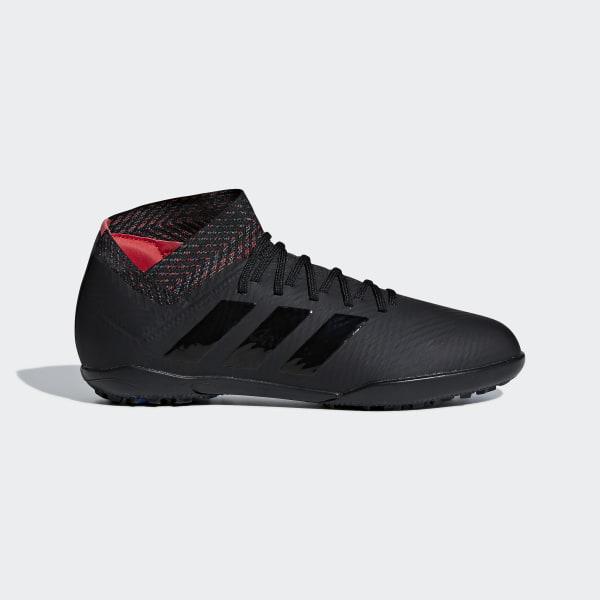 d5329ba6b9e3 adidas Nemeziz Tango 18.3 Turf Boots - Black