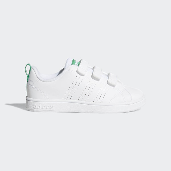 best value 87892 a39c6 Tenis Neo Vs Advantage Clean Cmf C WHITE WHITE GREEN AW4880
