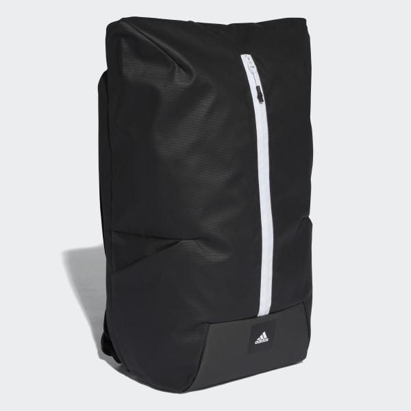 1641c73f03 adidas Z.N.E. Backpack Black   White   Black CY6061
