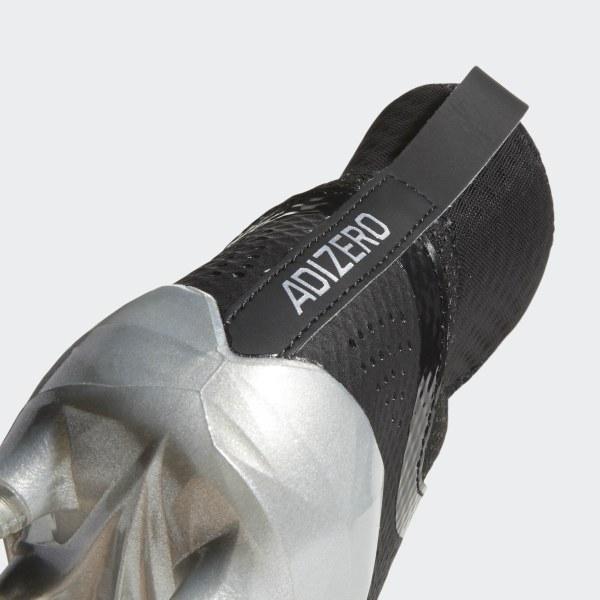 size 40 dd4c4 79b57 Adizero 5-Star 7.0 Lax Mid Cleats Core Black  Silver Metallic  Core Black
