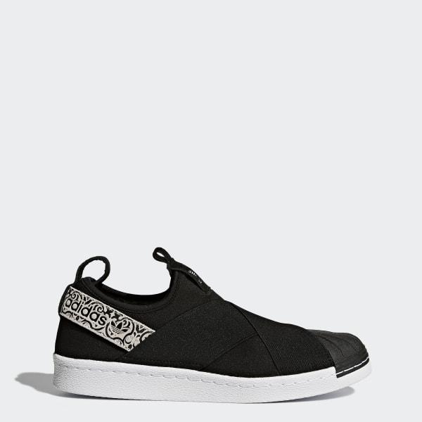 d85ab5fe22350 Zapatillas Superstar Slip-on CORE BLACK CORE BLACK FTWR WHITE BY9142