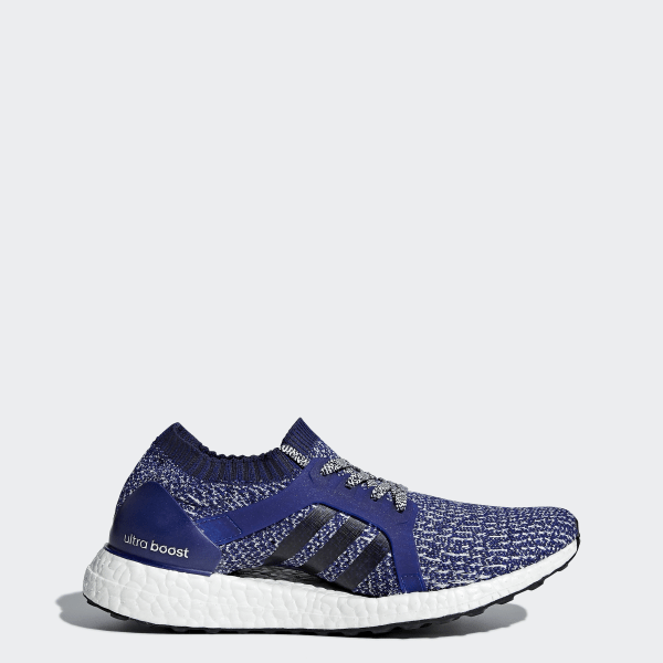 0f49e21b2 UltraBOOST X Shoes Purple Mystery Ink Noble Ink Grey One BY2710