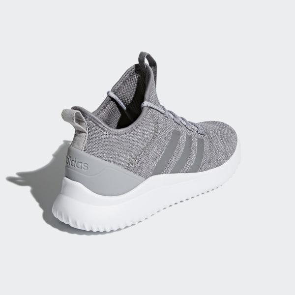 f26fe6631e6a38 Cloudfoam Ultimate B-Ball Shoes Grey Three   Grey Three   Ftwr White B43877
