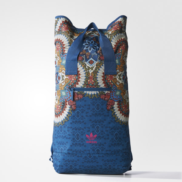 adidas Borbomix Roll-Top Backpack - Multicolor   adidas US 74748bc719