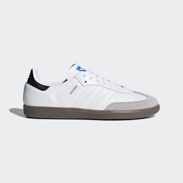 fdf6d6cc3 Samba OG Shoes Ftwr White   Core Black   Clear Granite B42067