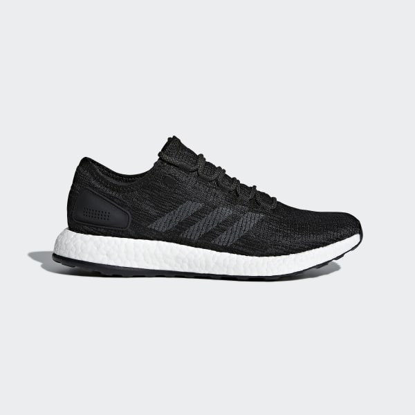 3600f3b4b Pureboost Shoes Core Black   Solid Grey   Solid Grey CP9326