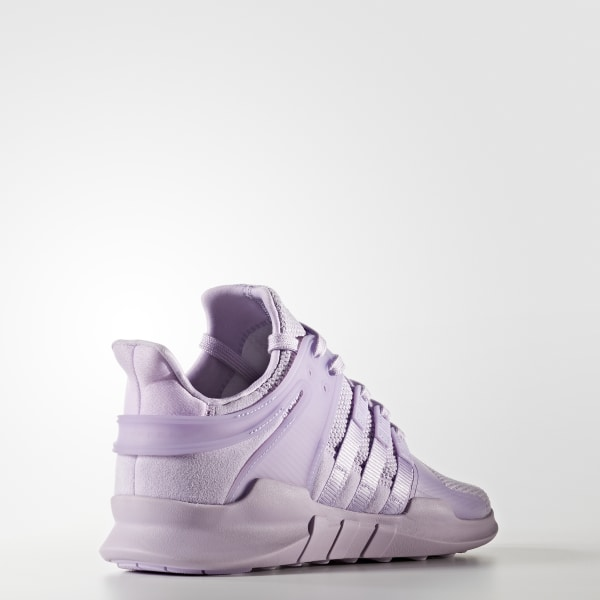 6dae33b26993 EQT Support ADV Shoes Purple Glow   Purple Glow   Sub Green BY9109