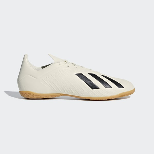 e06d437c77 Chuteira X Tango 18.4 Futsal OFF WHITE CORE BLACK GOLD MET. DB2485