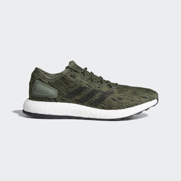d9bff6f6a0f7d Pureboost Shoes base green   core black   core black CM8302