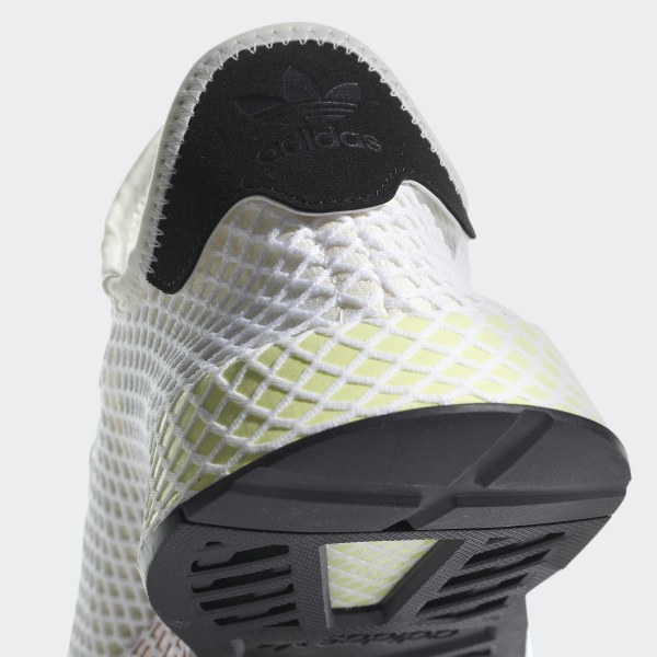 best service dd9f2 51e2c Deerupt Runner Shoes Chalk WhiteCore BlackCore Black CQ2629
