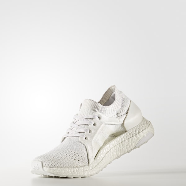 dac6568389b UltraBOOST X Shoes Cloud White   Crystal White   Grey One BB3433