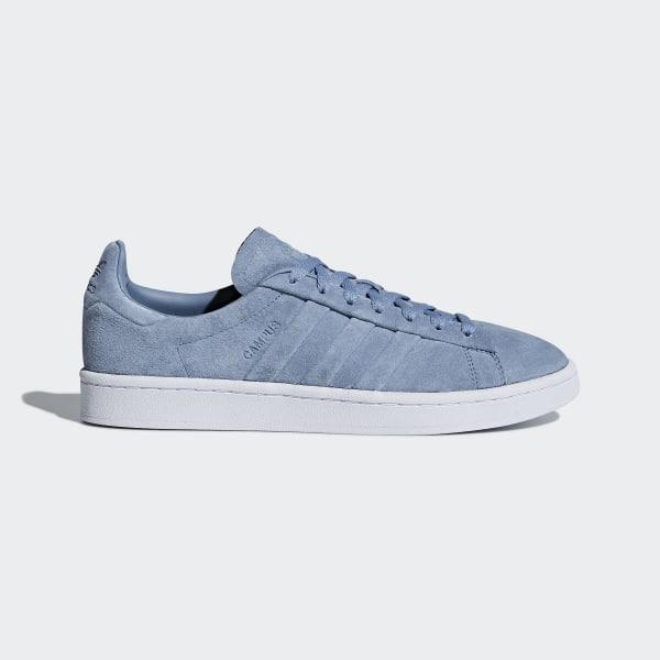 39c5b085477f4 Zapatilla Campus Stitch and Turn Blue   Raw Blue   Ftwr White CQ2471