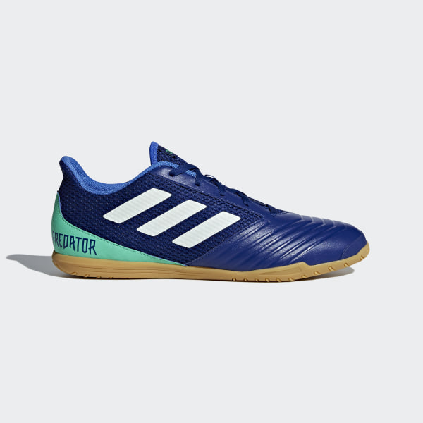 Predator Tango 18.4 Sala Boots Unity Ink   Aero Green   Hi-Res Blue CP9289 d9d9f318ae