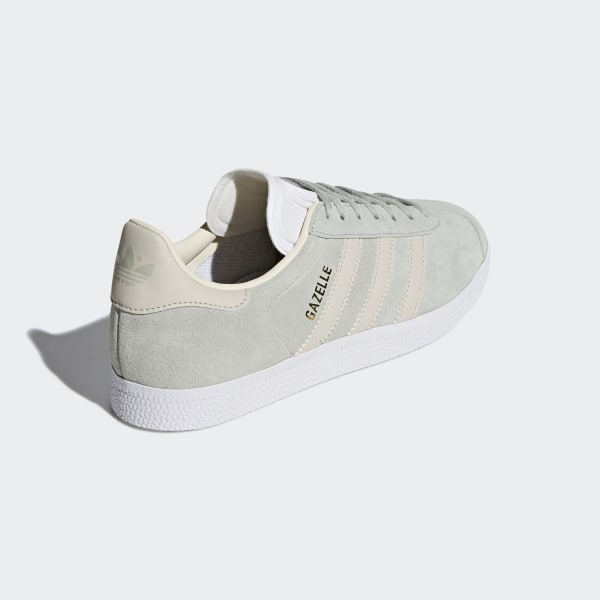 Gazelle Shoes Ash Silver   Clear Brown   Ecru Tint CG6065 9b6ac76269