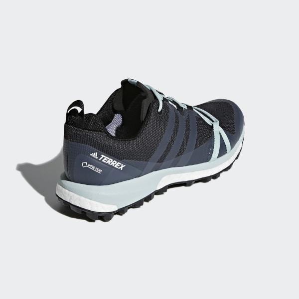 more photos 719a0 870ae TERREX Agravic GTX Shoes CarbonGrey ThreeAsh Green CM7648