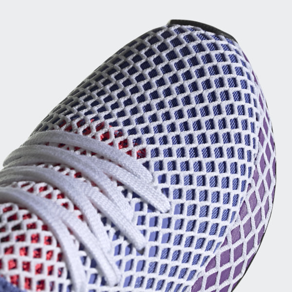 0074554fd Deerupt Runner Shoes Real Lilac   Active Purple   Shock Red CG6095