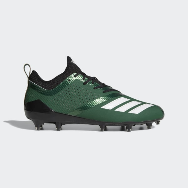 new product 21c14 7afb4 Adizero 5-Star 7.0 Cleats Dark Green  Cloud White  Core Black DA9540