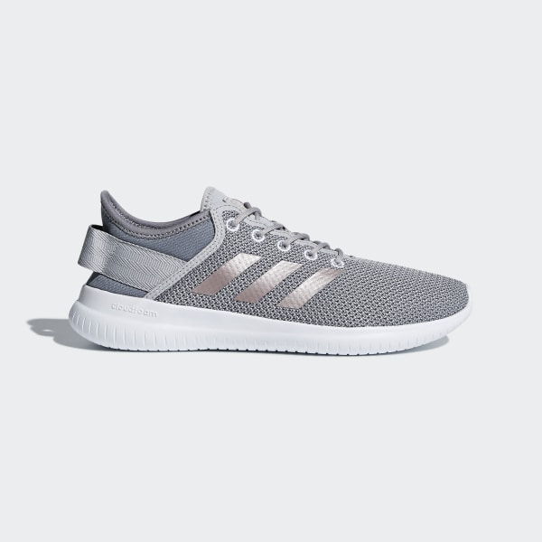 new style 15772 f15f1 Tenis Cloudfoam QT Flex GREY TWO F17 VAPOUR GREY MET.F16 GREY THREE