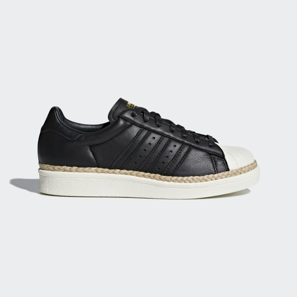 Chaussure Superstar 80s New Bold Core Black Core Black Off White CQ2365 55a2e509bc6